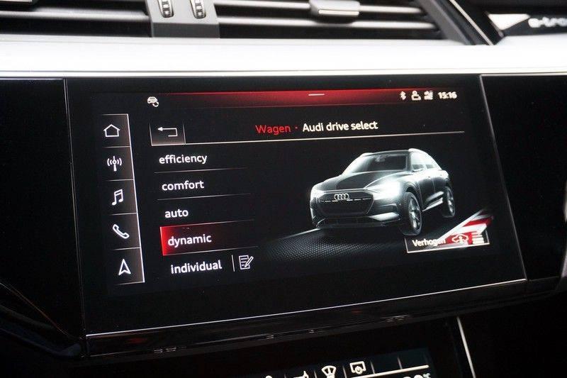 Audi e-tron 55 quattro *4% bijtelling *€180 netto bijtelling afbeelding 11