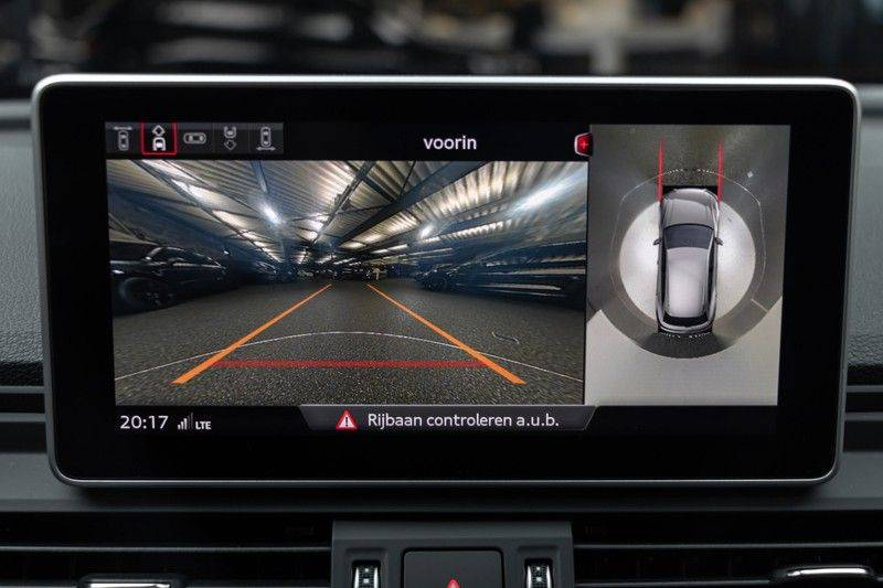"Audi SQ5 3.0 TFSI 354pk Quattro Black Edition Panoramadak Luchtvering Valconaleder+Memory Carbon Matrix-Dynamisch Keyless Navi-High ACC DriveSelect  21""Performance 360Camera Pdc afbeelding 5"