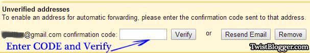 Enter-Code-To-Verify