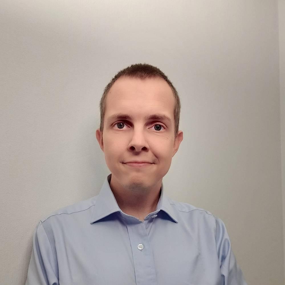 A self-taught passionate developer Timo Anttila