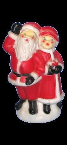 Santa & Mrs. Claus photo
