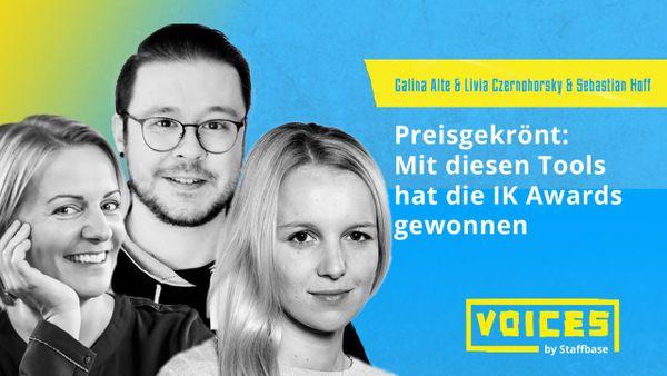 Galina Alte & Livia Czernohorsky – Preisgekrönt: Mit diesen Tools wurden Inkometa Awards gewonnen