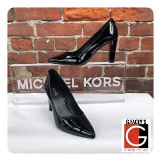 Michael Kor Abbi Flex Pump Patent Leather