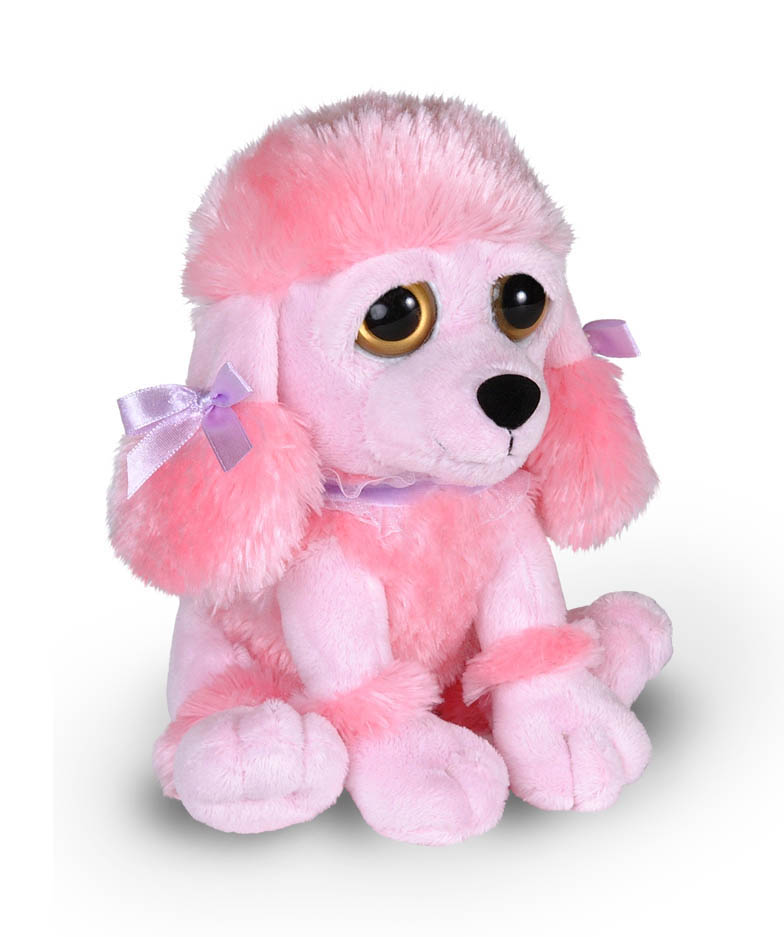 """The Petting Zoo: 7"""" Bright Eye Poodle"""