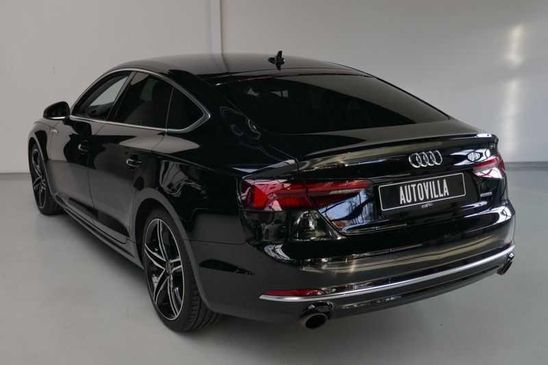 Audi A5 Sportback 2.0 TFSI MHEV quattro 252PK - Virtual Cockpit afbeelding 5