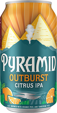 Outburst Citrus bottle