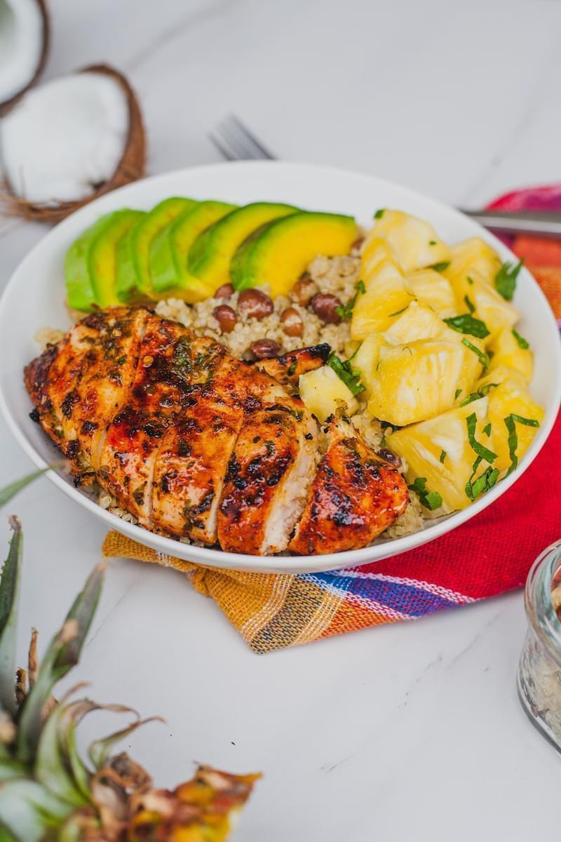 Caribbean Protein Bowl