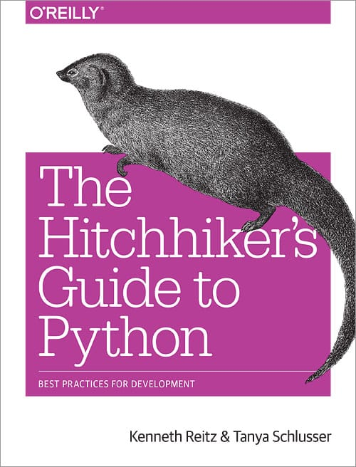 Python Guide Book Cover