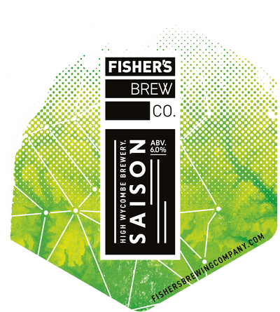 Fisher's Saison pump clip