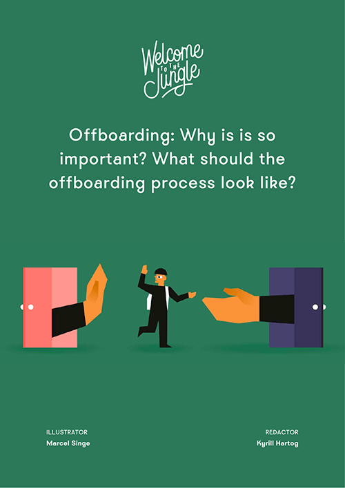 Offboarding: why it matters? How to set it up in your business?