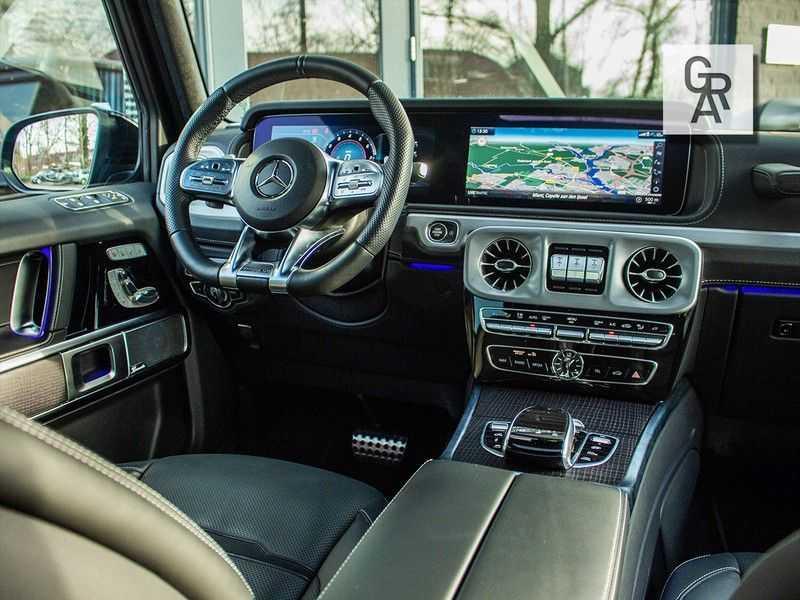 Mercedes-Benz G-Klasse G63 AMG | Schuif/kanteldak | Distronic Plus | AMG Perf. uitlaat | 22inch wielen | afbeelding 22