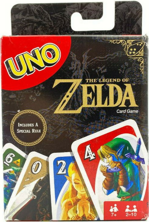 Legend of Zelda Uno