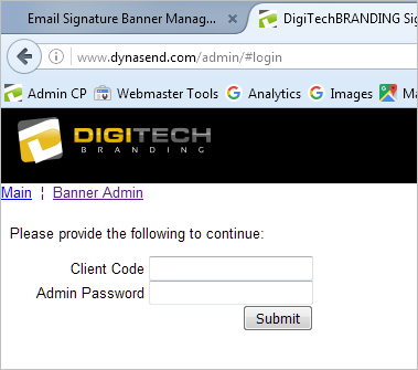 Email Signature Banner Instructions 0