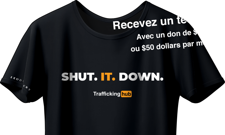 Traffickinghub Shirt