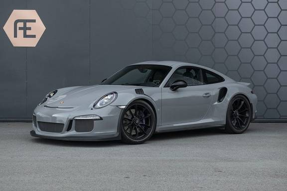 Porsche 911 GT3 RS 4.0 Carbon sportstoelen + BTW auto + Nardo Grey