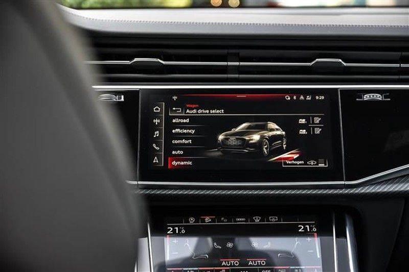 Audi RS Q8 DYNAMIC PLUS+ALCANTARA+360CAM+PANO.DAK NP.265K afbeelding 21