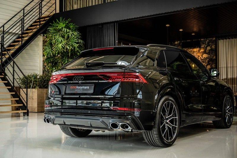 Audi SQ8 4.0 TFSI quattro | Bang & Olufsen | HUD | Leder valcona met ruit | Stoel massage | Alcantara | Nachtzicht | PANO | afbeelding 5