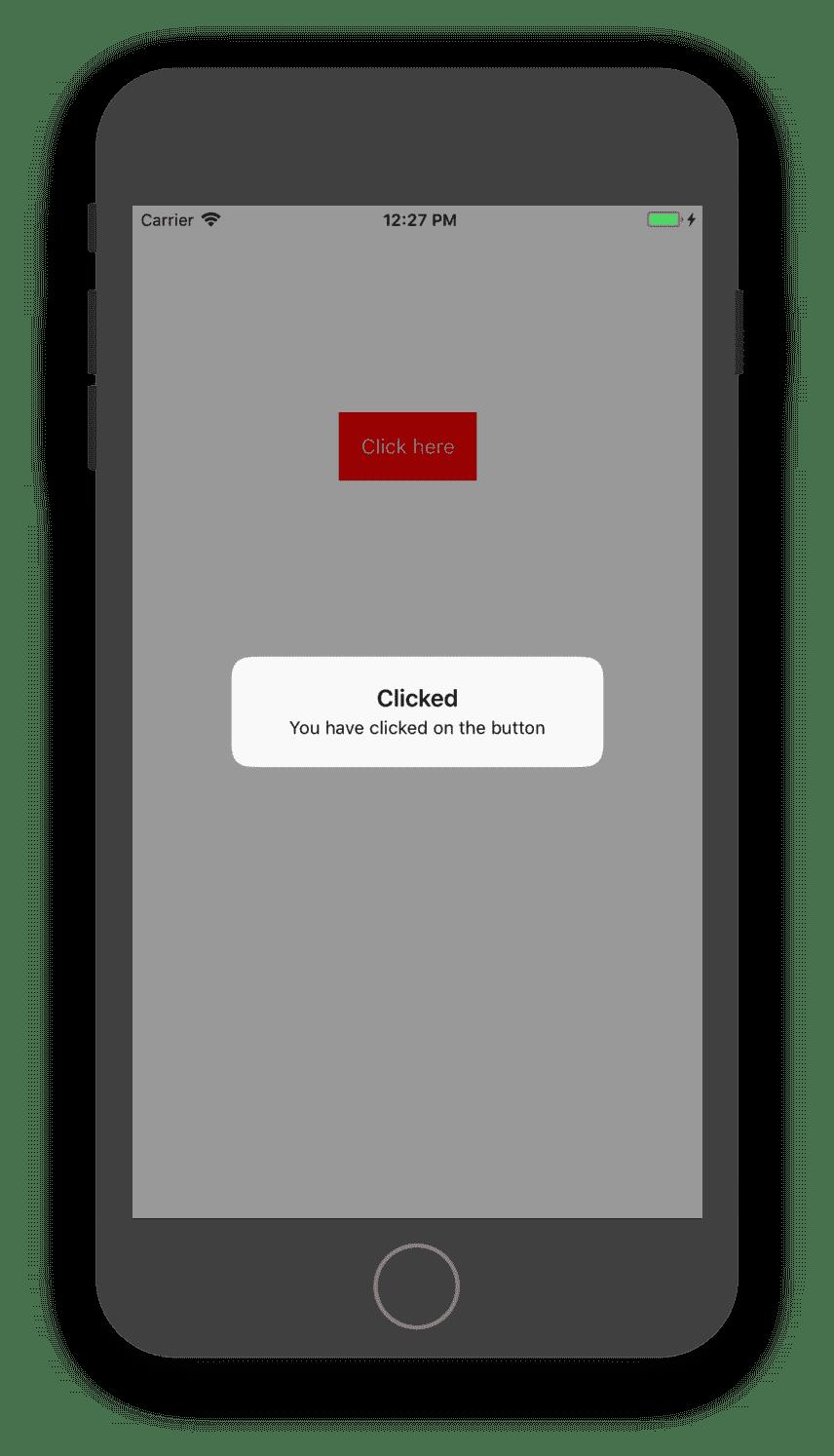 swift create button programmatically