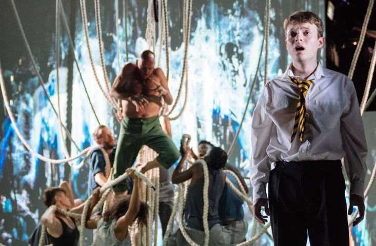 A Monster Calls - Old Vic Theatre