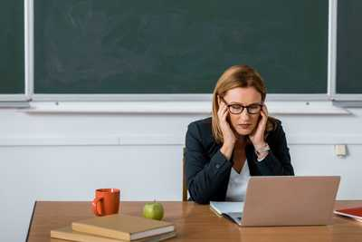 Unpacking Teacher Burnout