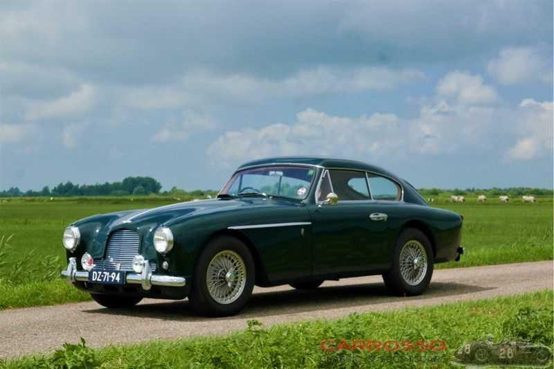 Aston Martin DB 2/4 MARK II 2.9 FIVA ID, Mille Miglia certificate afbeelding 5