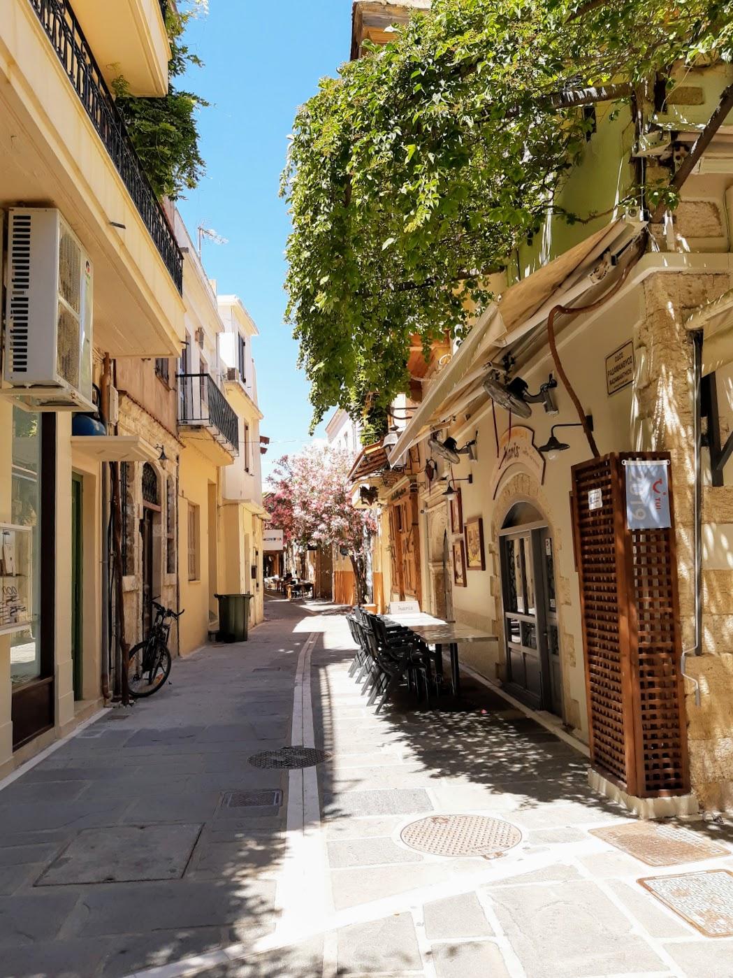 Крит 2020