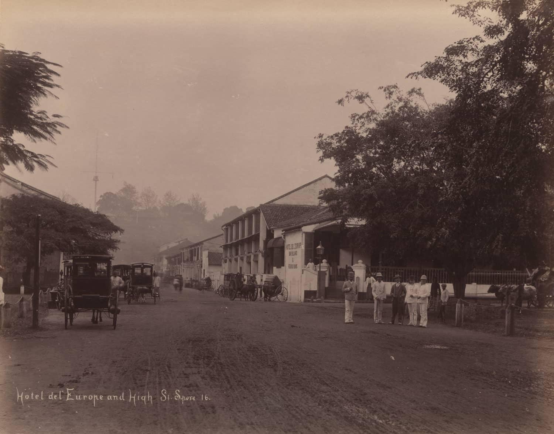 High Street, 1890