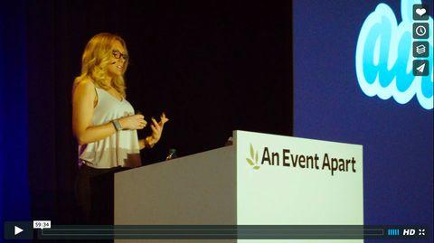 Watch Designing Using Data Video