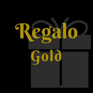 reazione gold al regalo