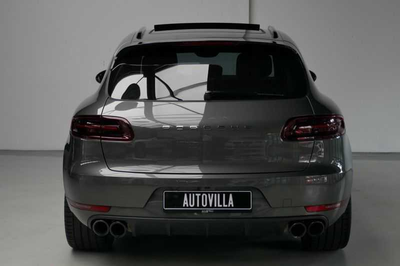 Porsche Macan 3.6 Turbo Performance - Burmester audio afbeelding 9