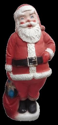 """Giant """"Life-Size"""" Santa photo"""
