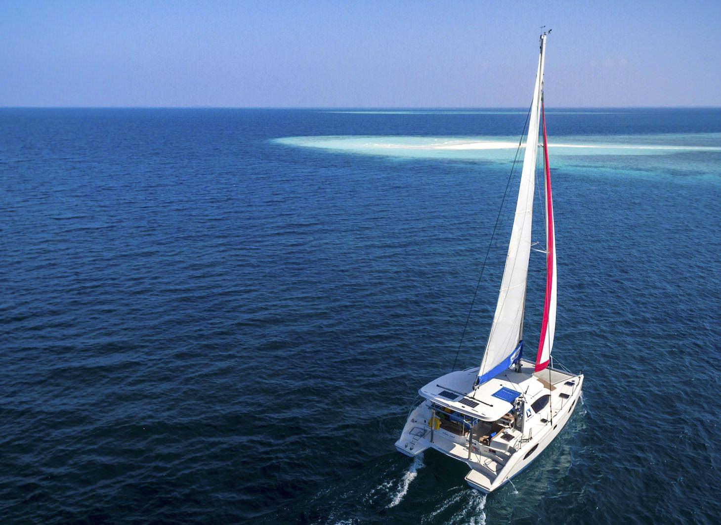 Blue Horizon Surf Catamaran Private Charter