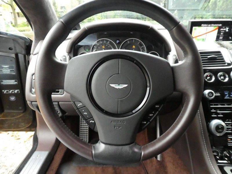 Aston Martin Rapide S 6.0 V12 afbeelding 13