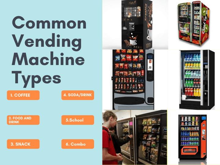 common-type-of-vending-machines