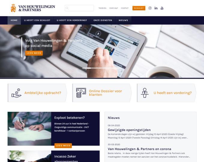 Van Houwelingen & Partners en Payt