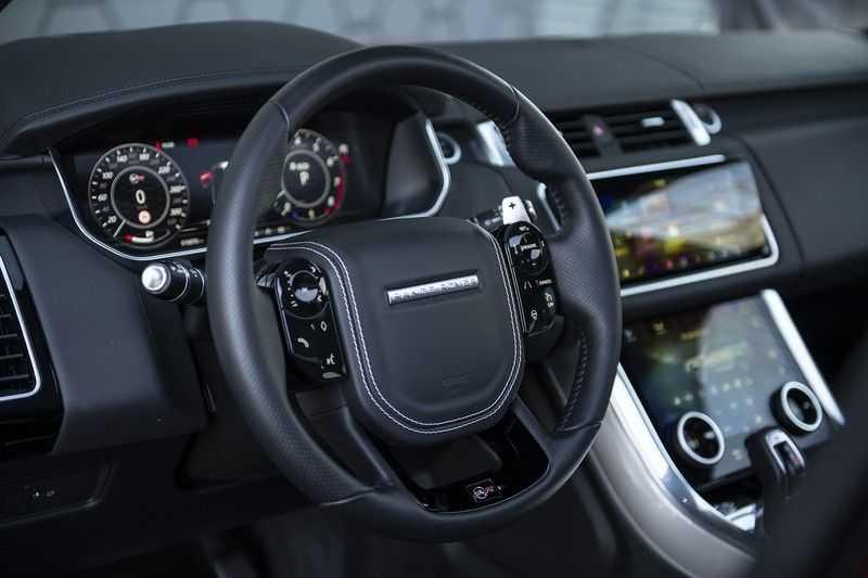 Land Rover Range Rover Sport SVR 5.0 V8 SC Meridian Reference Audio + Head Up + 360 Camera + Gekoelde/Verwarmde voorstoelen + Verwarmde  Achterbank + Carbon Motorkap Met Luchthappers + Ambianceverlichting afbeelding 24