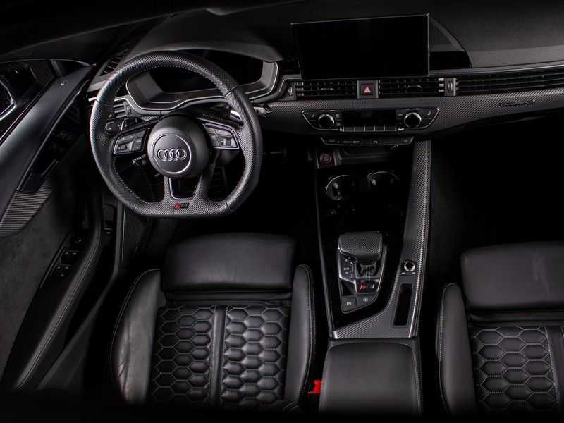 Audi A4 Avant 2.9 TFSI quattro RS4   Matrix LED   Panoramadak   B&O   Virtual Cockpit   afbeelding 10
