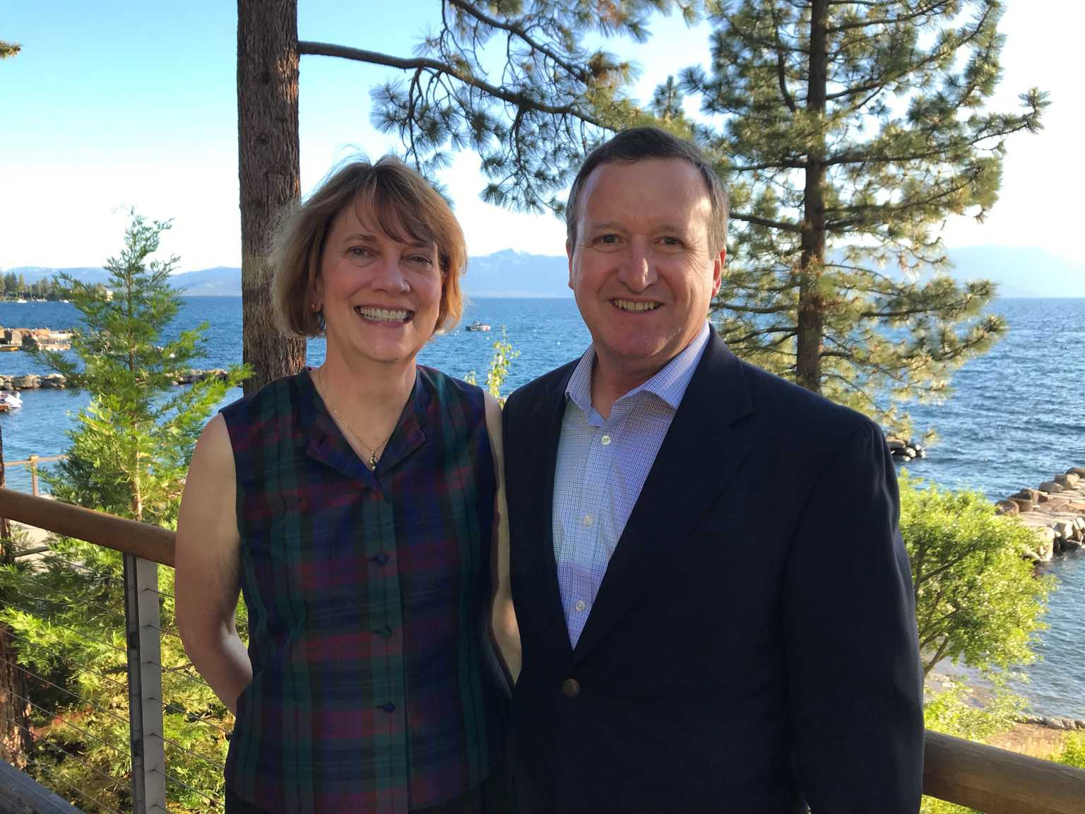 Read why Kevin and Anne Marie made arrangements to support the Community Endowment