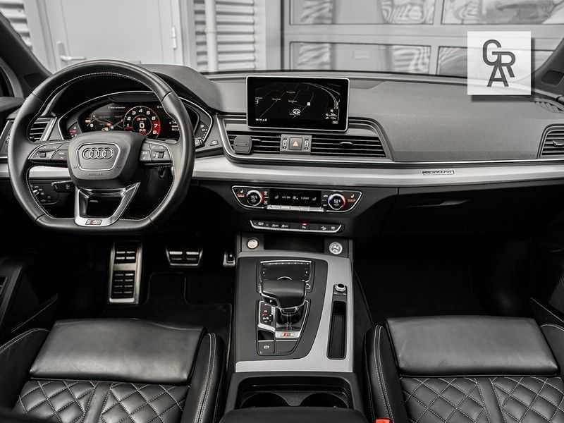 Audi SQ5 Panorama dak B&O Sportstoelen 3.0 TFSI SQ5 quattro Pro Line Plus afbeelding 12