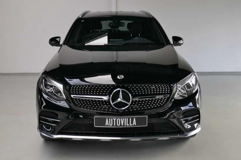 Mercedes-Benz GLC 43 AMG 4MATIC afbeelding 4