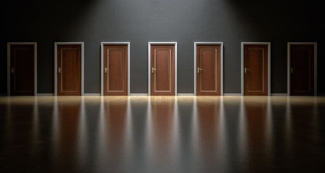 The Seven Doors of Connection