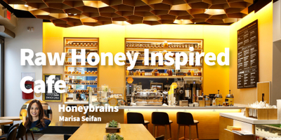 featured image thumbnail for post Creating a Raw Honey Inspired Cafe After a Federal Prosecution Career In New York