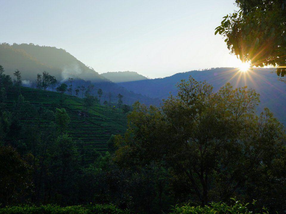 Sunset at Vista Chairo