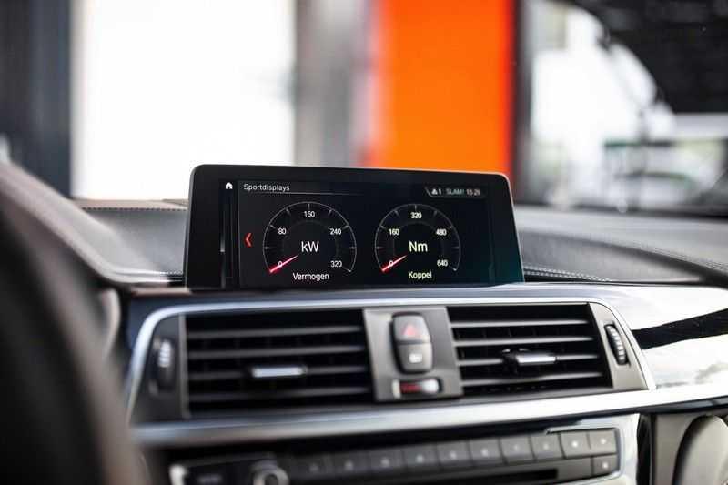 "BMW M4 Cabrio *Handgeschakeld / M-Sportuitlaat / Memory / HUD / 19"" / H&K* afbeelding 14"