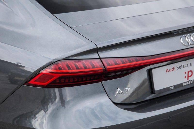 Audi A7 Sportback 55 TFSI e 367 pk Quattro Competition | Verlengde garantie | 2 x S-Line | Nachtzicht-assistent | panorama dak | Head-up display | Trekhaak | 360 camera | Stoelverwarming vóór en achter | afbeelding 14