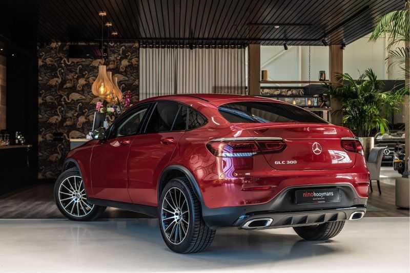 Mercedes-Benz GLC Coupé 300 4MATIC AMG | Night pakket | Distronic | Memory |Sound systeem | Sfeerverlichting | Luxury interieur | Apple Carplay | afbeelding 2