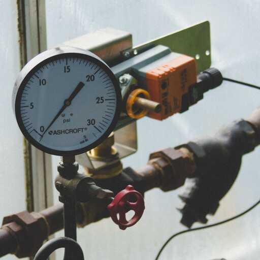 Pressure System Test Form