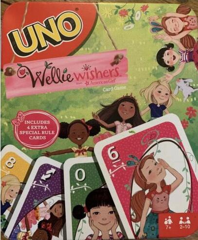Wellie Wishers Uno