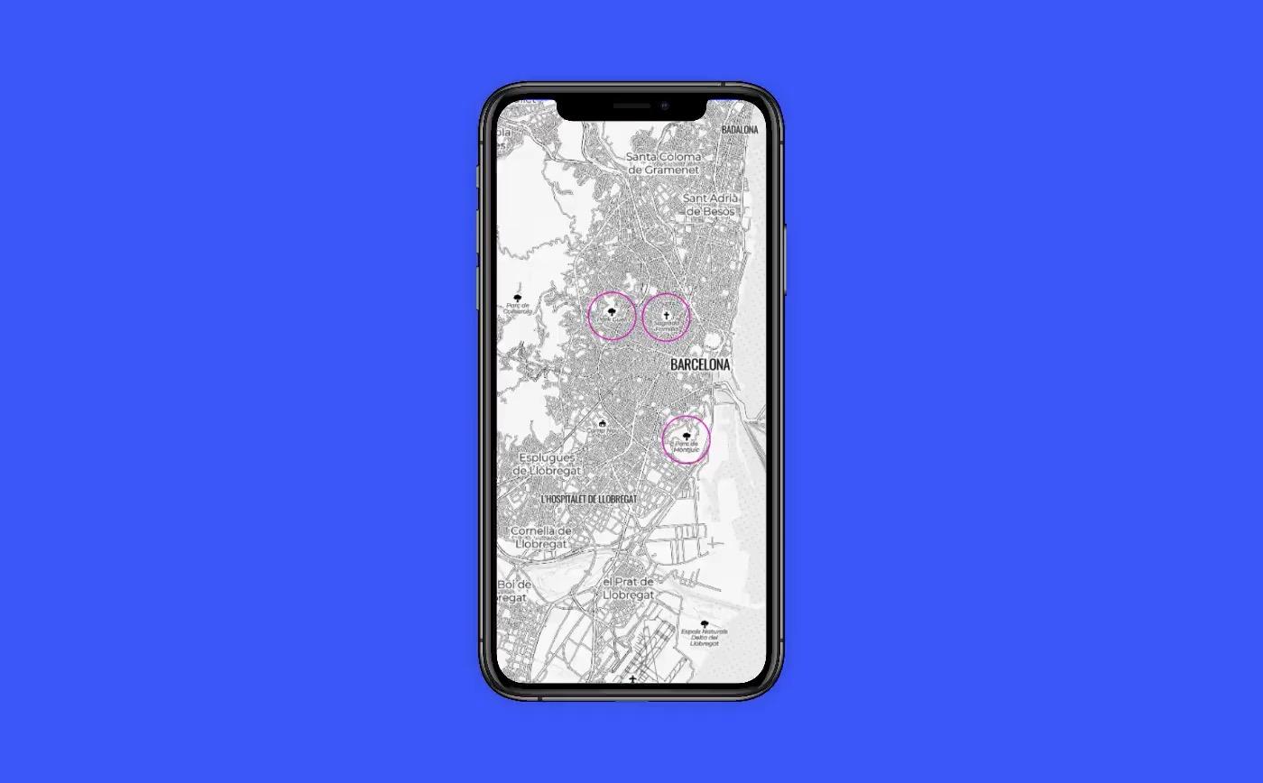 Framer - Design with Mapbox in Framer X