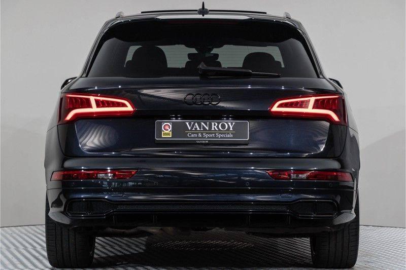 "Audi SQ5 3.0 TDI 347pk Quattro Black Edition Panoramadak Luchtvering Valconaleder B&O Keyless ACC Navi-High Matrix Camera 21""Performance Pdc Verlengde fabrieksgarantie afbeelding 13"